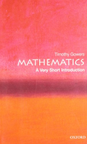 Mathematics: A Very Short Introduction (Very Short Introductions)の詳細を見る