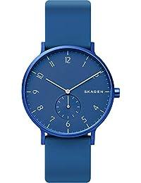 [スカーゲン]SKAGEN 腕時計 AAREN ブルー SKW6508  【正規輸入品】