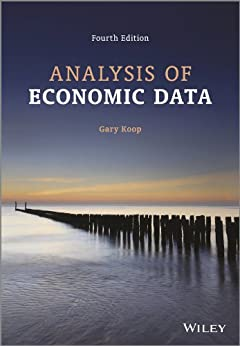 Analysis of Economic Data by [Koop, Gary]