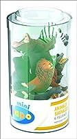 Papo Mini Tub's Wild Animals (Lot 1) [並行輸入品]
