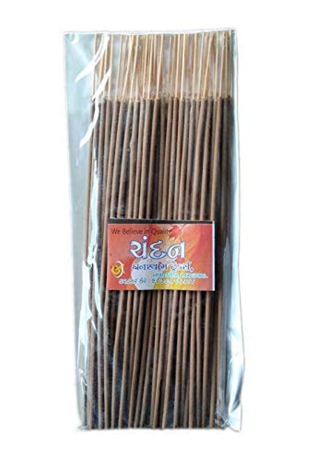 任意一致復活させるDivyam Chandan Incense Stick/Agarbatti -Brown (180 GM. Pack)