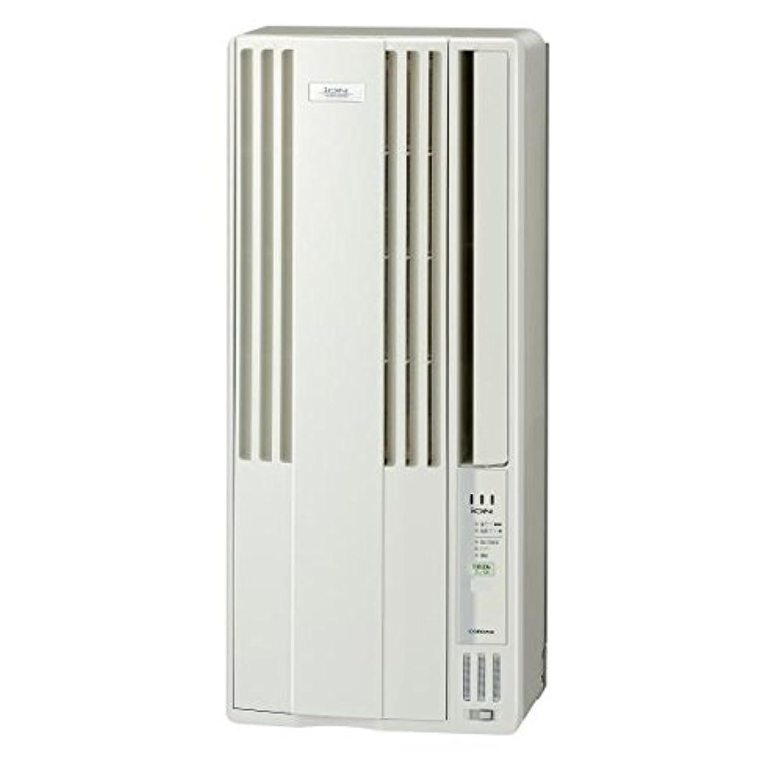 コロナ 窓用エアコン(冷房専用?おもに4.5~8畳用 シティホワイト)CORONA CW-FA1819-W