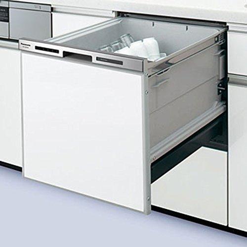 Panasonic ミドルタイプ(幅45cm) ビルトイン食器洗い乾燥機 『M7シリーズ』 NP-45MS7S (ドアパネル型)
