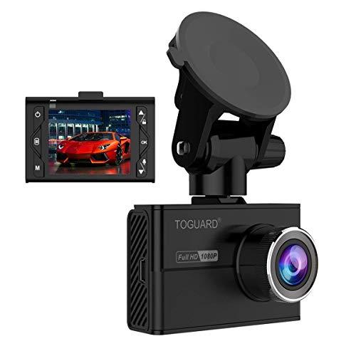 ドライブレコーダー 超小型 ドラレコ 車載カメラ ミニ dash cam フルHD 1080P 170度広角 動き検知 Gセンサー 緊急ロック 駐車監視 動体検知 TOGUARD【1年保証】