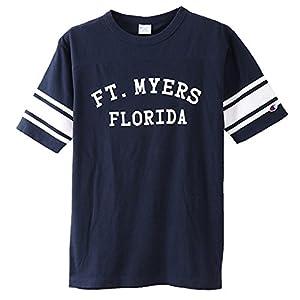 (チャンピオン)Champion フットボールTシャツ 半袖 C3-M332 [メンズ] 370 ネイビー L