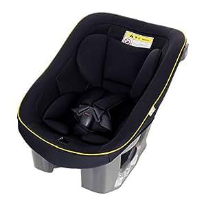 【Amazon.co.jp限定】 Child Guard(チャイルドガード) シートベルト固定 タカタ04 ビーンズ シートベルト 固定 チャイルドシート (0~4 歳向け) ブラックオレンジ 0か月~ TKAMZ001