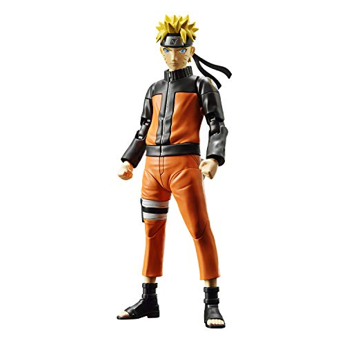 Naruto Uzumaki-Naruto Shippuden couleur Tops Action Figure