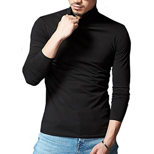 [해외]CHROME CRANE (크롬 크레인) 터틀 넥 긴팔 T 셔츠 롱 T 니트 속옷 남성 LPT017/CHROME CRANE (chrome crane) turtle high neck long sleeve T-shirt R T cuts inner men LPT 017