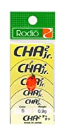 Rodiocraft(ロデオクラフト) ルアー CHA2(チャチャ) Jr 0.9g #5 鉄板!!南関東 スプーン