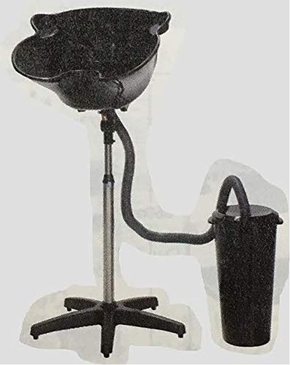 赤道インポートジャケット簡易式シャンプー台 (排水バケツ付)