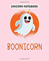 Unicorn Notebook: im magical rainbow unicorn gift idea for kids  College Ruled - 50 sheets, 100 pages - 8 x 10 inches