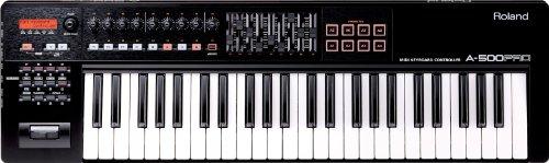 Roland ローランド MIDIキーボードコントローラー A-500PRO-R 49鍵