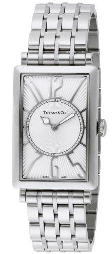 [ティファニー]Tiffany&Co. 腕時計 Gallery シルバー文字盤 Z3002.10.10A21A00A メンズ 【並行輸入品】