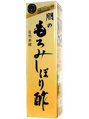 朋のもろみしぼり酢 900ml