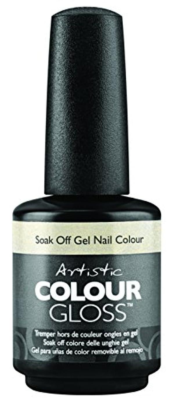 暖かさ傾向テロリストArtistic Colour Gloss - Mud, Sweat, & Tears Collection - Game Face - 15 mL / 0.5 oz