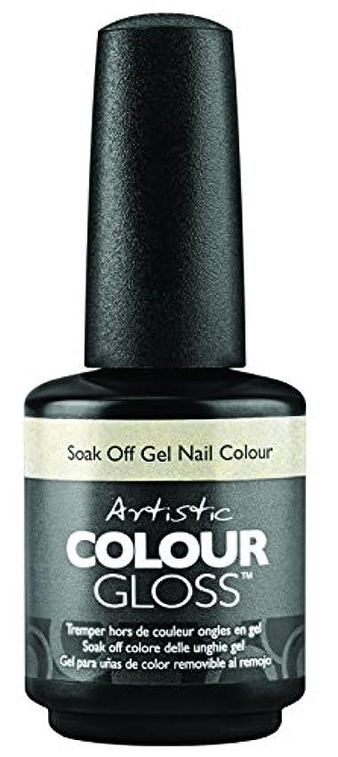 許容ロイヤリティお誕生日Artistic Colour Gloss - Mud, Sweat, & Tears Collection - Game Face - 15 mL / 0.5 oz
