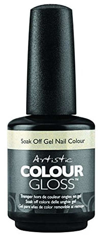 一般化する抑止する幅Artistic Colour Gloss - Mud, Sweat, & Tears Collection - Game Face - 15 mL / 0.5 oz