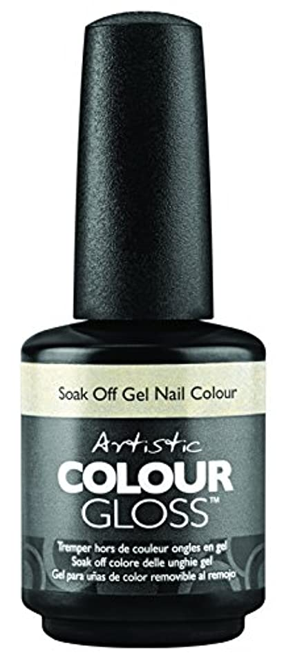 ガウン批判的スチールArtistic Colour Gloss - Mud, Sweat, & Tears Collection - Game Face - 15 mL / 0.5 oz