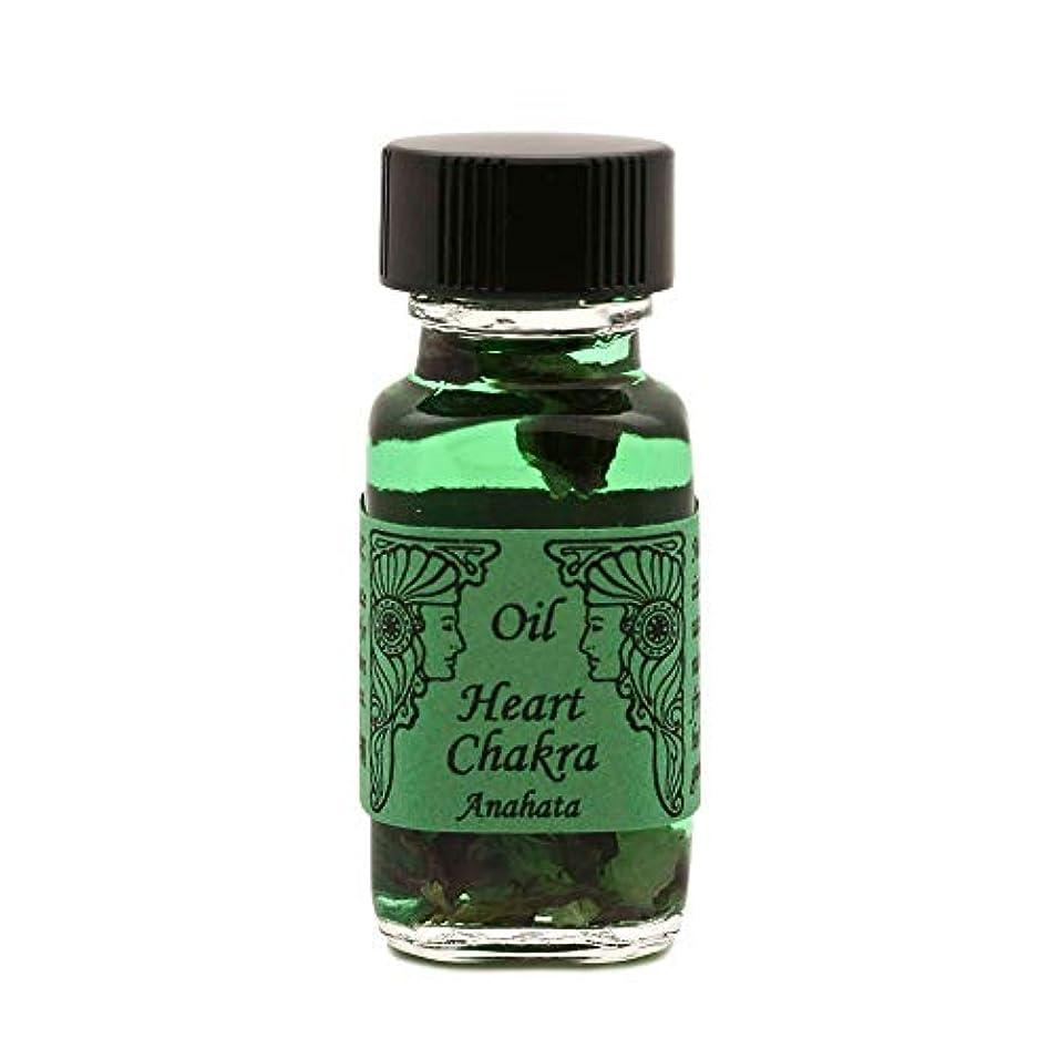 記録暗いクラッチSEDONA Ancient Memory Oils セドナ アンシェントメモリーオイル Heart Chakra ハート チャクラ 15ml