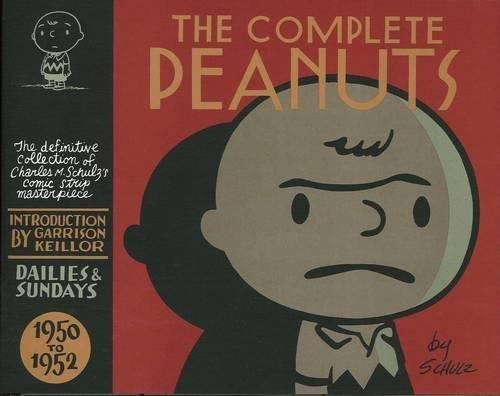 The Complete Peanuts 1950-1952: Volume 1の詳細を見る