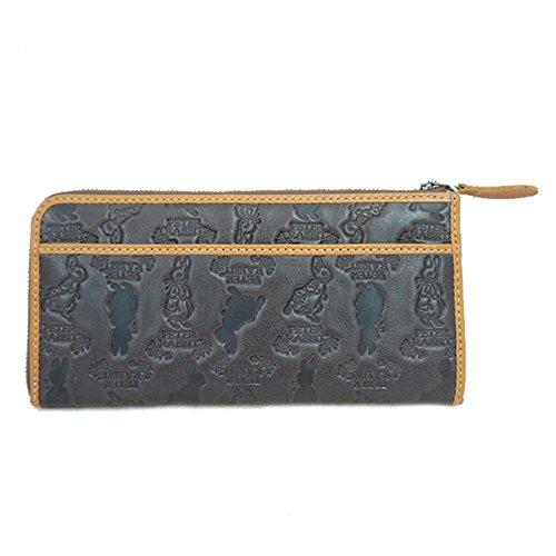 ピーターラビット PETER RABBIT L字長財布 68102-CC チョコ [並行輸入品] 財布・小物 財布 長財布