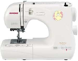 JANOME ジャノメ 電子ミシン 【Nuikiru】 N-788WT