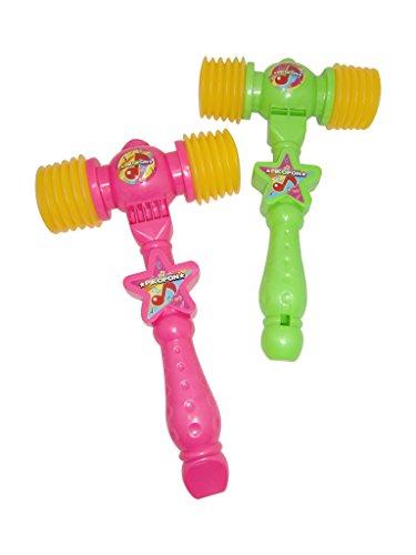 [해외]소품 장난감 즐겁게 피코 퐁 망치 24 개들이/Accessory toy with pleasing pico-pon hammer 24 pieces