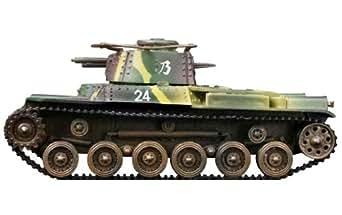 青島文化教材社 1/72 RC VS タンクS02 97式中戦車チハ ID2