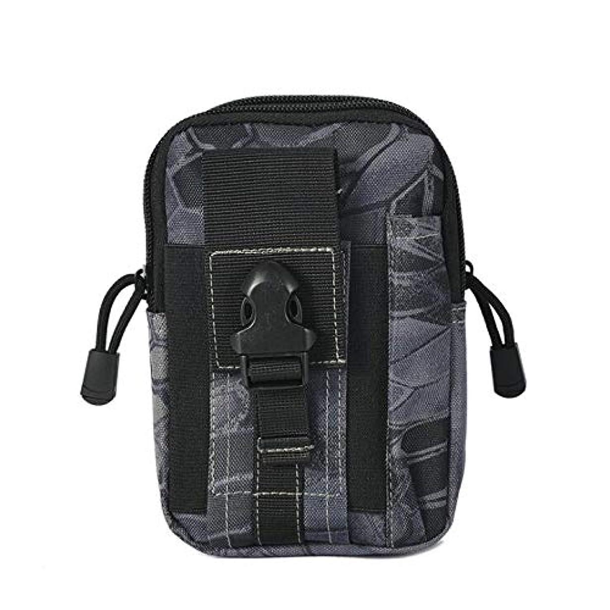 後ろ、背後、背面(部家庭両方DishyKooker 電話ポケット防水バッグ タクティカルモールポーチベルト ウエストパック