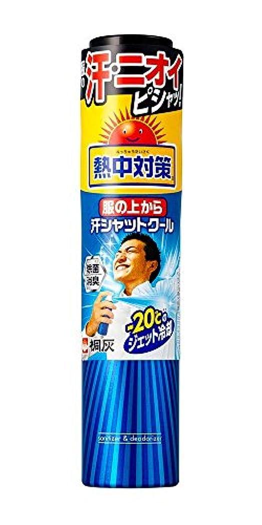 蒸留するパンフレット拮抗熱中対策 服の上から汗シャットクール 140ml×3