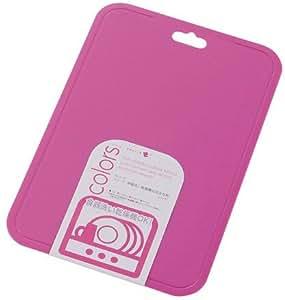 パール金属 まな板 ピンク 食洗機対応 カラーズ 日本製 C-345