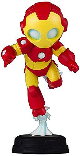 ミニスタチュー マーベル・コミック アイアンマン 高さ約13センチ レジン製 塗装済み完成品フィギュアの詳細を見る