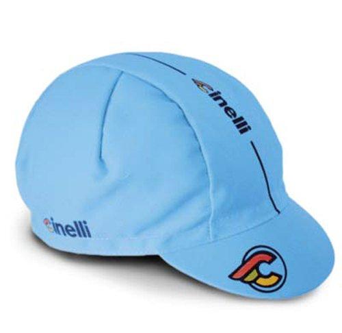 Cinelli(チネリ)SUPERCORSA CAP【AzzurroLaser】 C0171