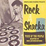 ROCK A SHACKA 第2弾 足達晋一(DETERMINATIONS)セレクション ユーチューブ 音楽 試聴