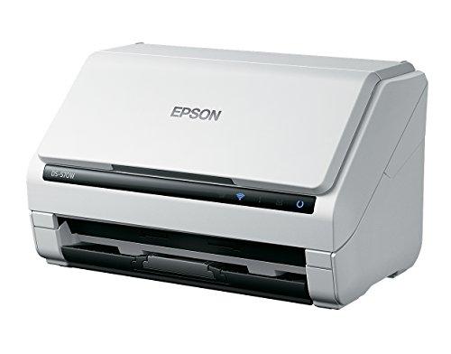 エプソン スキャナー DS-570W (シートフィード/A4両...