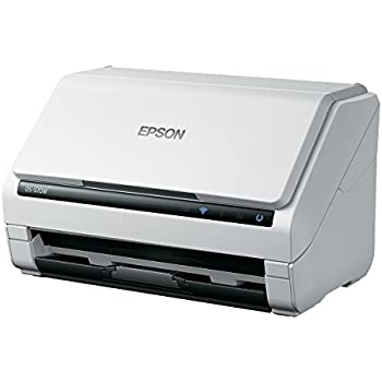 エプソン スキャナー DS-570W (シートフィード/A4両面/Wi-Fi対応)