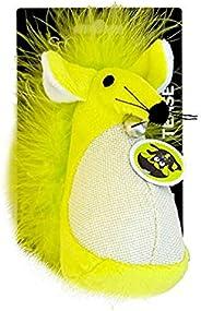 Scream 91-SCT03664 Cat Toy, Loud Green