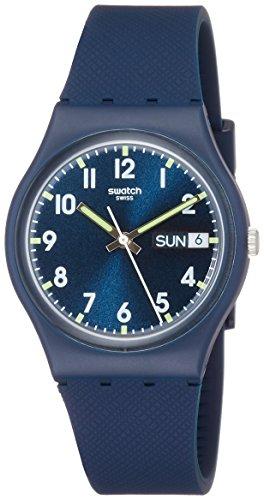 [スウォッチ]SWATCH 腕時計 GENT(ジェント) SIR BLUE (サー・ブルー) GN718 【正規輸入品】
