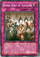 Yu-Gi-Oh! - Royal Writ of Taxation (POTD-EN054) - Power of the Duelist - 1st Edition - Common