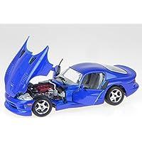 Bburago 1/24 ドッジバイパーDodge Viper GTS Coupe (2011) ブルー