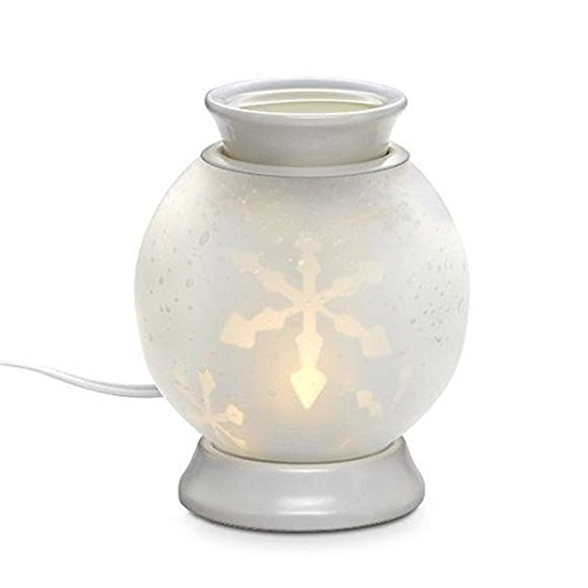 ドロップ腫瘍虚栄心Electric Fragrance Candle Warmer by Partylite ( scentglobe )