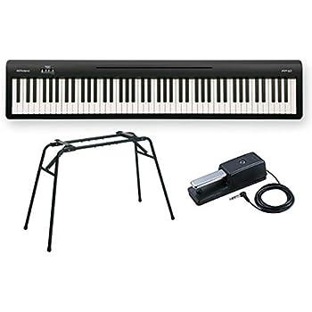 Roland Digital Piano FP-10-BK スタンドセット
