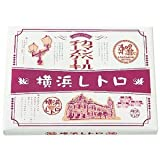 【横浜限定】 横浜レトロ (YOKOHAMA RETRO) カマンベールチーズケーキ (CAMEMBERT CHEESE CAKE) 1箱 8個入り
