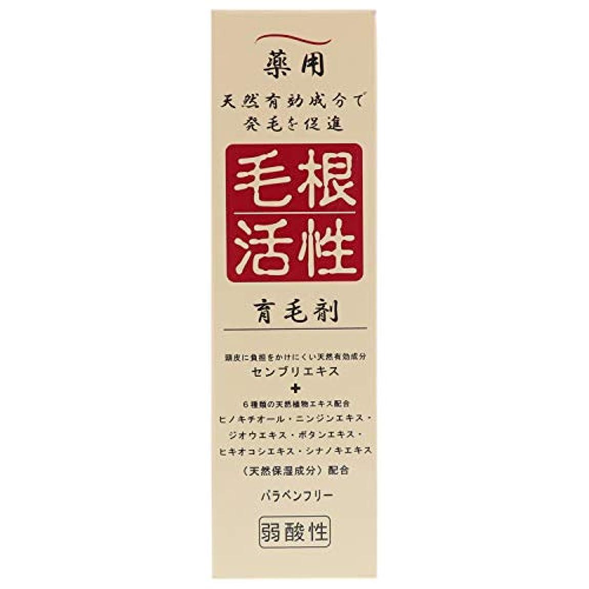 壊す理論的バレエ薬用毛根活性育毛剤 150ml