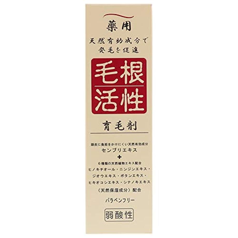 好奇心質量気絶させる薬用毛根活性育毛剤 150ml