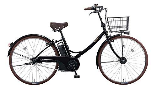 Panasonic(パナソニック) グリッター・A 電動自転車 2016年モデル 8.0Ah 内装3段 BE-ELGL63B 26インチ ピュアブラック