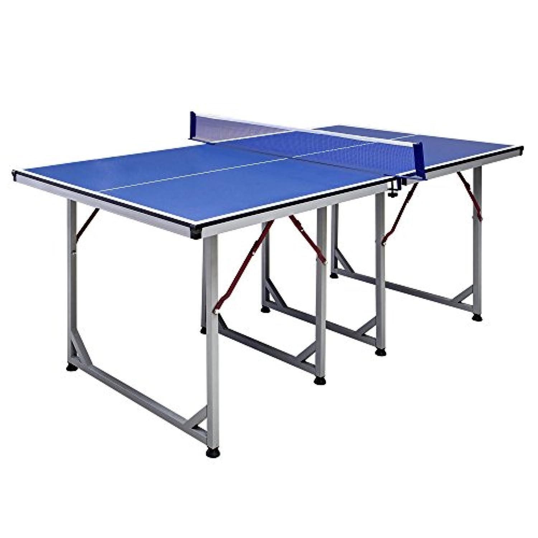 Hathaway Reflex中規模6 ' Table Tennis Table