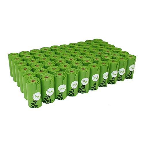 エヌ ペット PET N PET うんち処理袋 うんち袋 犬 猫適用 うんち取り エチケットパック ゴミ袋 グリーン 60ロール 1080枚入り