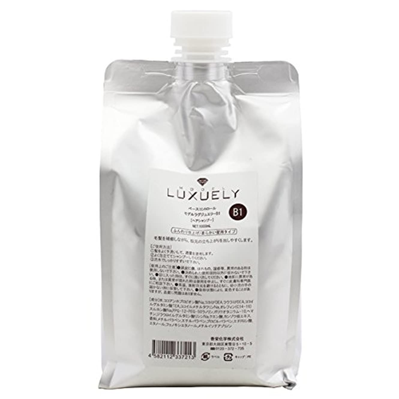 防腐剤ラップフォアタイプ香栄化学 モデル ラグジュエリー シャンプーB1 レフィル 1000ml