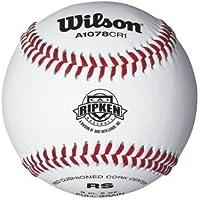 Raised Seam Cal Ripken Baseballsからウィルソン – ケースof 10ダース